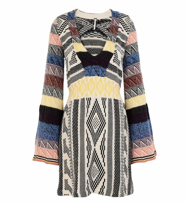 Preload https://img-static.tradesy.com/item/25996715/free-people-cream-multi-patchwork-bell-sleeve-m-color-short-casual-dress-size-8-m-0-0-650-650.jpg