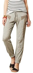 Anthropologie Athletic Pants gray
