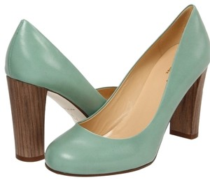 Kate Spade Turquoise/Mint Green Pumps