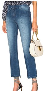 Ulla Johnson Straight Leg Jeans