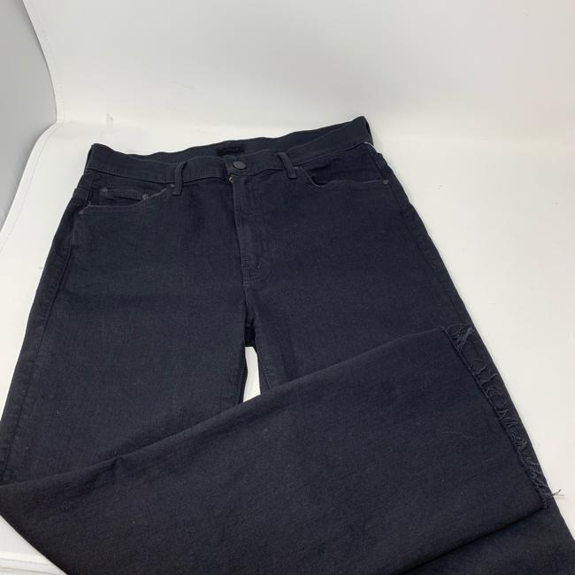 Mother Boot Cut Jeans Image 2
