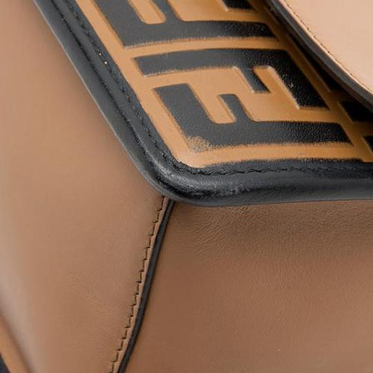 Fendi Kan I Zucca Medium Shoulder Bag Image 9