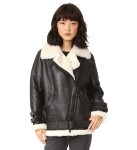 Acne Studios Fur Coat