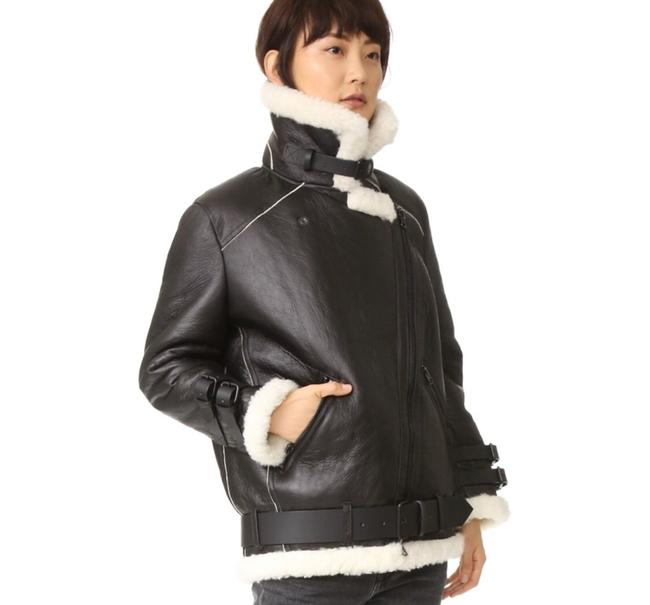 Acne Studios Fur Coat Image 1