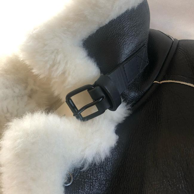 Acne Studios Fur Coat Image 9