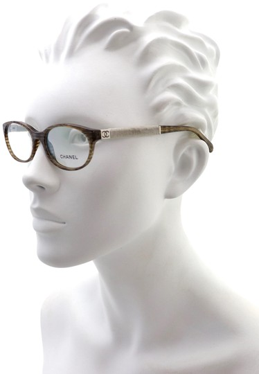 Preload https://img-static.tradesy.com/item/25997041/chanel-striped-gray-glitter-ch-3261-c1444-51mm-velvet-eyeglasses-rx-frames-51-17-135-italy-0-5-540-540.jpg