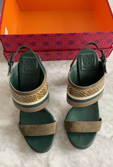 Tory Burch green multi Sandals Image 3