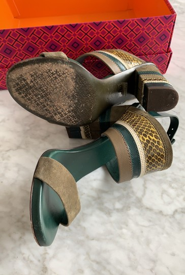 Tory Burch green multi Sandals Image 6