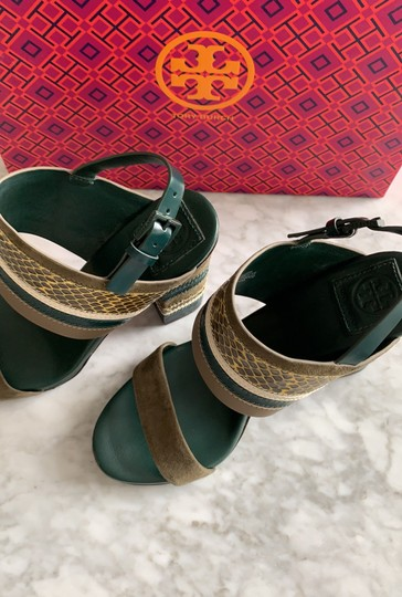 Tory Burch green multi Sandals Image 9