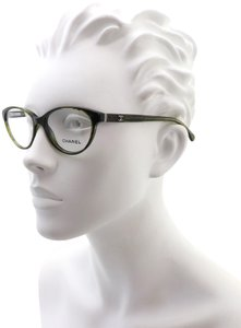 Chanel Chanel CH 3247-Q c.1394 52mm Quilted Leather Eyeglasses RX Frames