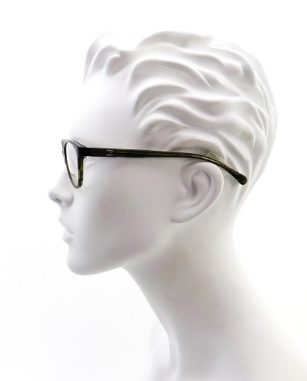 Chanel Chanel CH 3247-Q c.1394 52mm Quilted Leather Eyeglasses RX Frames Image 2