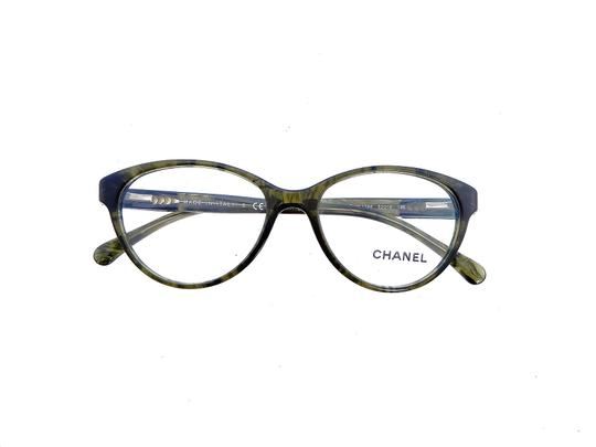 Chanel Chanel CH 3247-Q c.1394 52mm Quilted Leather Eyeglasses RX Frames Image 3