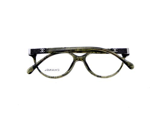 Chanel Chanel CH 3247-Q c.1394 52mm Quilted Leather Eyeglasses RX Frames Image 4