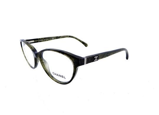 Chanel Chanel CH 3247-Q c.1394 52mm Quilted Leather Eyeglasses RX Frames Image 5