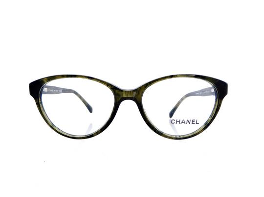 Chanel Chanel CH 3247-Q c.1394 52mm Quilted Leather Eyeglasses RX Frames Image 6