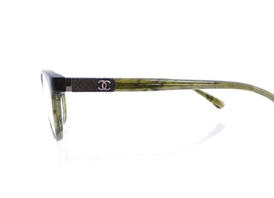 Chanel Chanel CH 3247-Q c.1394 52mm Quilted Leather Eyeglasses RX Frames Image 7