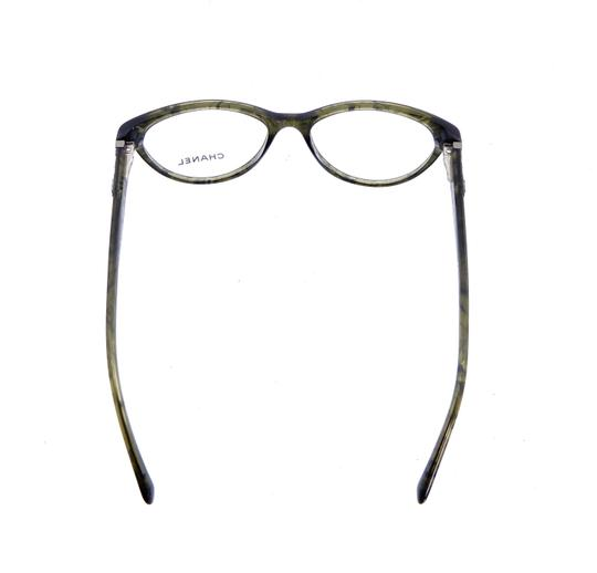 Chanel Chanel CH 3247-Q c.1394 52mm Quilted Leather Eyeglasses RX Frames Image 8