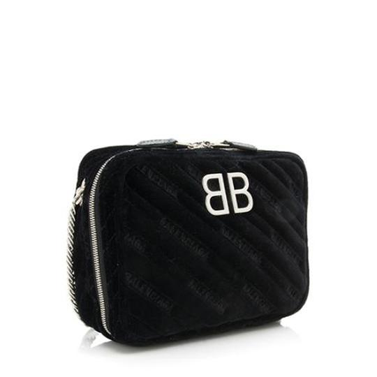 Balenciaga Leather Reporter Cross Body Bag Image 2