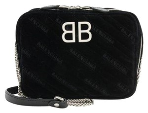 Balenciaga Leather Reporter Cross Body Bag