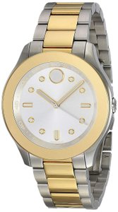 Movado Bold Stainless Steel 3600418 Watch