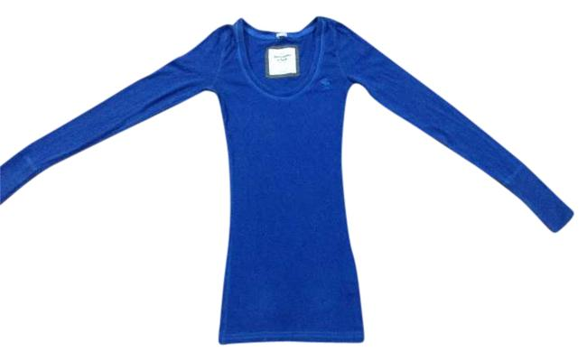 Preload https://item3.tradesy.com/images/abercrombie-and-fitch-blue-tunic-size-4-s-259977-0-0.jpg?width=400&height=650