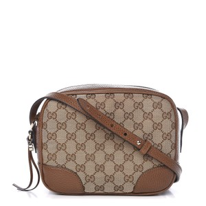 Gucci Chic Shoulder Monogram Cross Body Bag