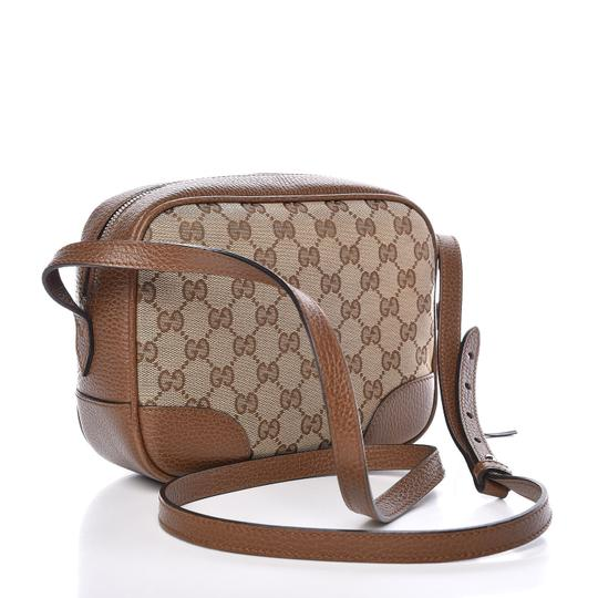 Gucci Chic Shoulder Monogram Cross Body Bag Image 1