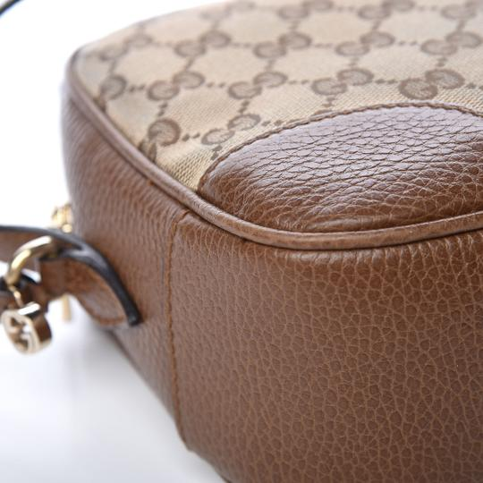 Gucci Chic Shoulder Monogram Cross Body Bag Image 5