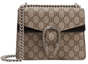 Gucci Gg Supreme Supreme Dionysus Dionysus Mini Shoulder Bag