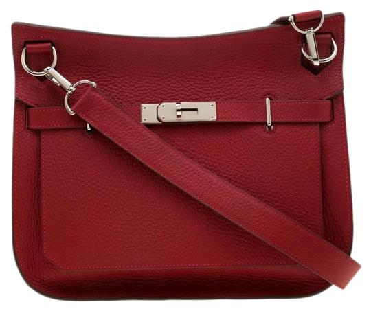 Hermès Leather Shoulder Bag Image 0