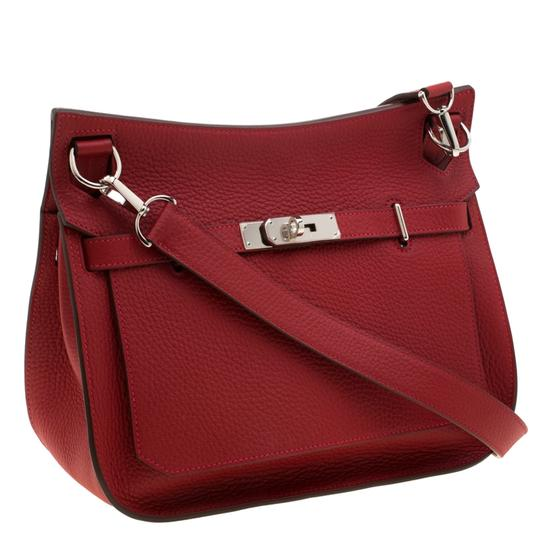 Hermès Leather Shoulder Bag Image 1
