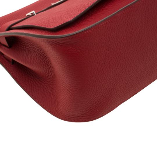 Hermès Leather Shoulder Bag Image 4