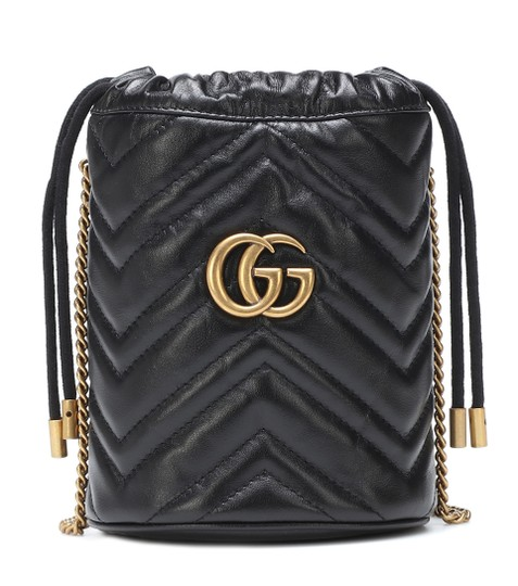 Preload https://img-static.tradesy.com/item/25997937/gucci-marmont-bucket-new-gg-mini-purse-black-matelasse-leather-cross-body-bag-0-0-540-540.jpg