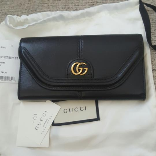 Gucci Gucci Linea small GG leather continental wallet Image 3