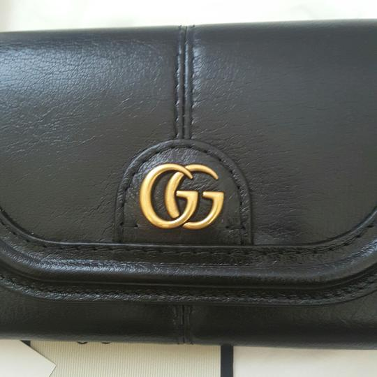 Gucci Gucci Linea small GG leather continental wallet Image 5