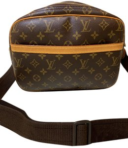 Louis Vuitton monogram Messenger Bag