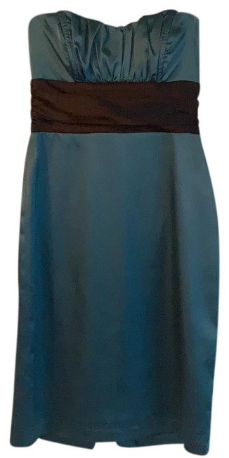 Preload https://img-static.tradesy.com/item/25998747/speechless-turquoise-unknown-short-cocktail-dress-size-6-s-0-3-650-650.jpg