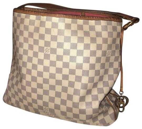 Preload https://img-static.tradesy.com/item/25998749/louis-vuitton-delightful-pm-damier-azur-white-canvas-and-calfskin-hobo-bag-0-3-540-540.jpg