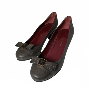 Marc by Marc Jacobs Charcoal Pumps