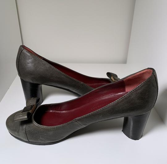 Marc by Marc Jacobs Charcoal Pumps Image 2