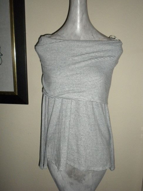 Gibson Convertible Neck Hacci Knit Cozy Tunic Nordstrom Style Sf4152wp Sweater Image 5