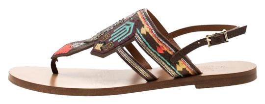Preload https://img-static.tradesy.com/item/25998799/valentino-brown-embroidered-leather-sandals-flats-size-eu-37-approx-us-7-regular-m-b-0-3-540-540.jpg