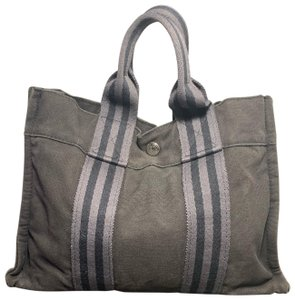 Hermès Tote in Grey