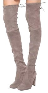 Stuart Weitzman Highland Over-the-knee Topo Boots