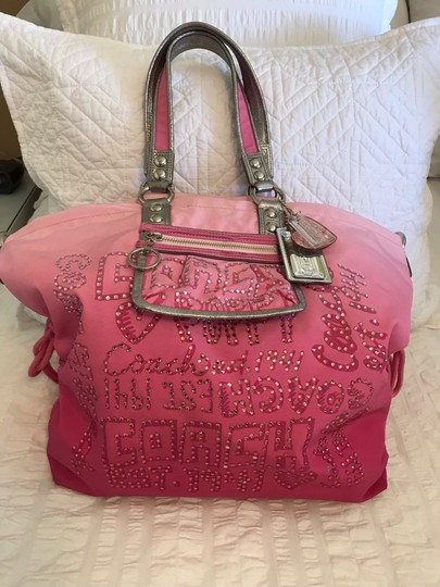 Coach Tote in Pink/ombré Image 1