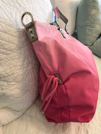 Coach Tote in Pink/ombré Image 3