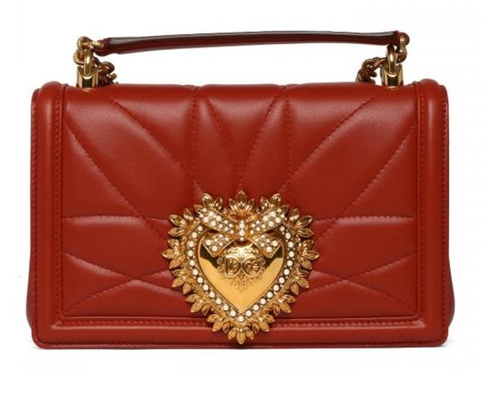 Preload https://img-static.tradesy.com/item/25999017/dolce-and-gabbana-dolce-and-gabbana-devotion-medium-quilted-napa-red-lambskin-leather-shoulder-bag-0-2-540-540.jpg