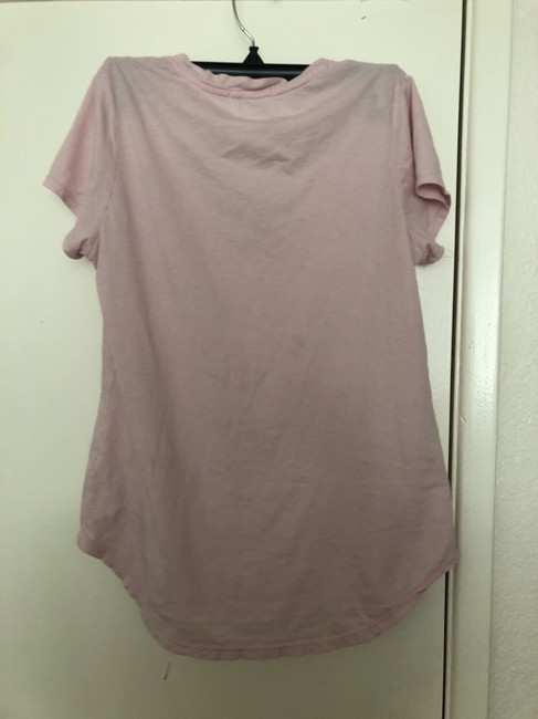 James Perse T Shirt pink Image 1