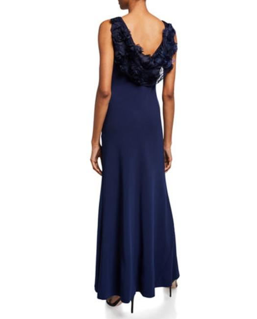 Karl Lagerfeld Applique Couture Gown Dress Image 1