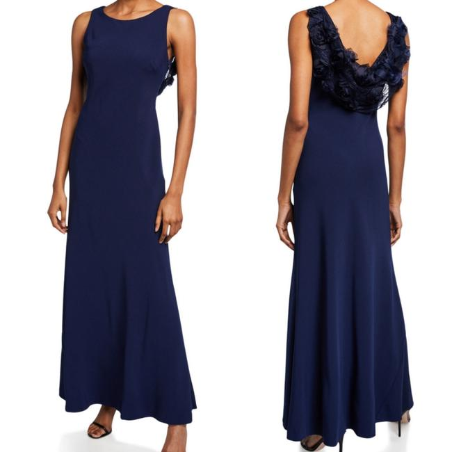 Karl Lagerfeld Applique Couture Gown Dress Image 2
